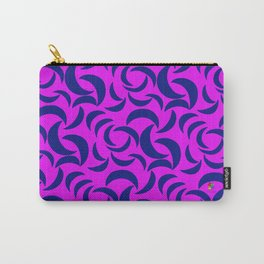 Many Moons - Purple Carry-All Pouch