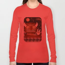 Where the wild things are fan art Long Sleeve T-shirt