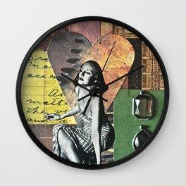 Oh Life. Wall Clock