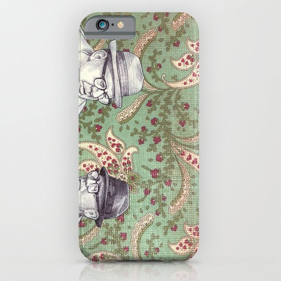 Old Men iPhone & iPod Case
