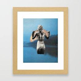 Dream Jazz Framed Art Print
