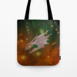 Into the fires of battle, unto the Anvil of War! Tote Bag