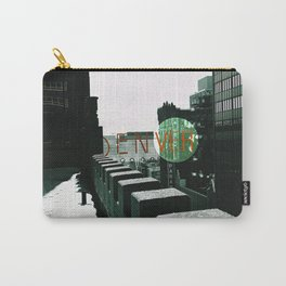 Denver Poster Carry-All Pouch