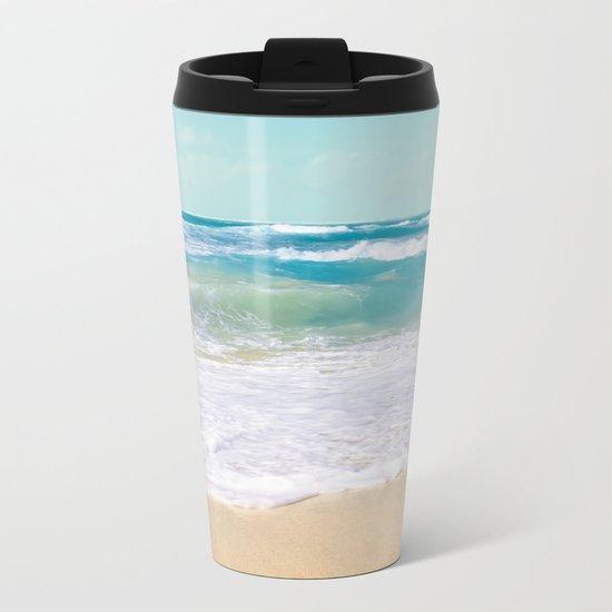 The Ocean Metal Travel Mug