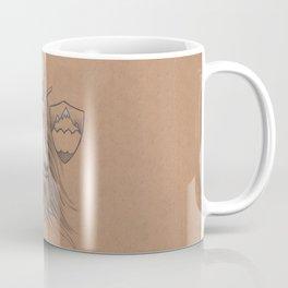 Goat of the Mountain Coffee Mug
