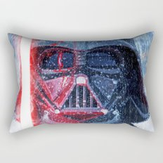 Darth Vader Storm Rectangular Pillow
