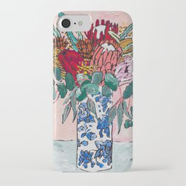 Australian Native Bouquet of Flowers after Matisse iPhone Case