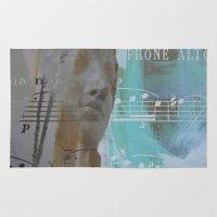 saxophone Area & Throw Rugs featuring Saxophone alto by arantzazugcalderon