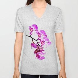 Orchidea, flower Unisex V-Neck