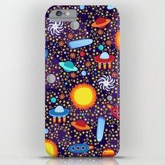 Crazy Cosmos iPhone 6 Plus Slim Case