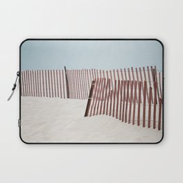 Beach Fence Laptop Sleeve