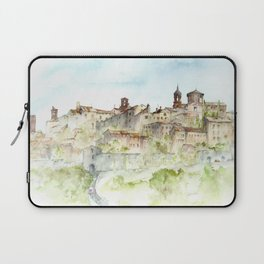 Lucignano, Italy Laptop Sleeve