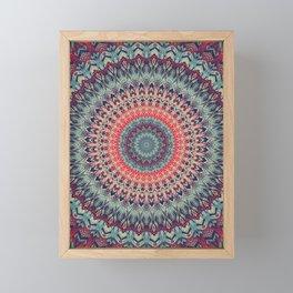 Mandala 300 Framed Mini Art Print