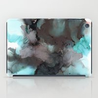 pool iPad Cases featuring Pool by Amie Amyotte