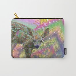 Paint with All the Colors on the Deer Carry-All Pouch