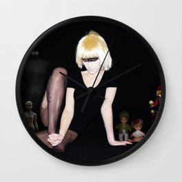 Pris, Blade Runner Wall Clock