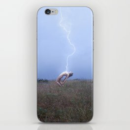 Send Nudes iPhone Skin