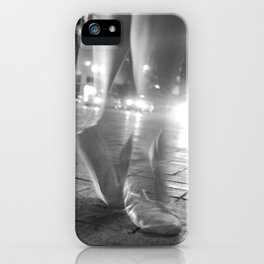 Downtown Dancer iPhone Case