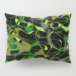 Outside the lines Pillow Sham