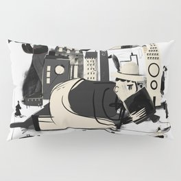 City Life Pillow Sham