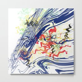 "40"" x 40"" (100cm x100cm) untitled Metal Print"