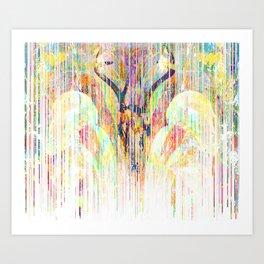 Amalgam Art Print
