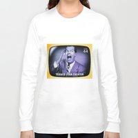 theater Long Sleeve T-shirts featuring Texaco Star Theater by lanjee