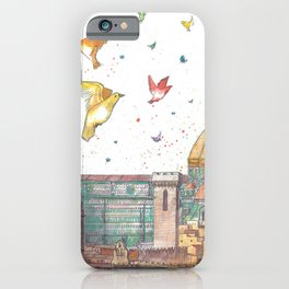 Colors Of Florence iPhone Case