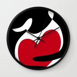 LIC Wall Clock