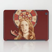 buffy iPad Cases featuring Buffy by mycolour