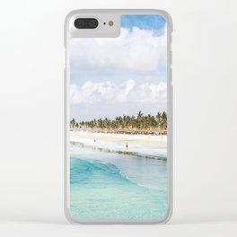 Salalah Oman 11 Clear iPhone Case
