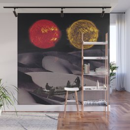 Planet X Wall Mural