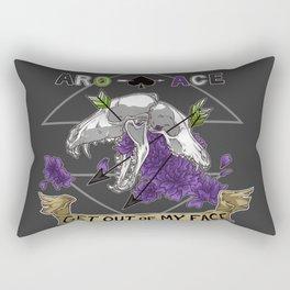 Aro+Ace Rectangular Pillow