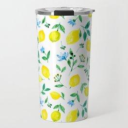 Lemon, lemons Travel Mug