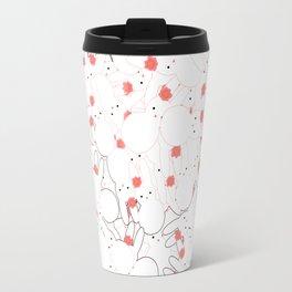 Bunny Invasion  Travel Mug