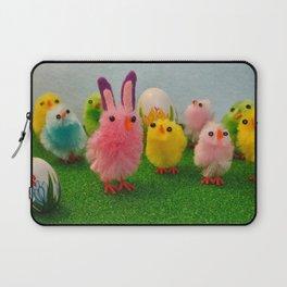 Hoppy Easter! Laptop Sleeve