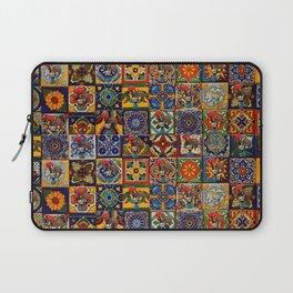 Galo de Barcelos collage art Laptop Sleeve