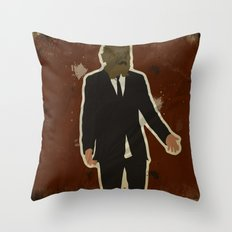 The Dark Knight: Scarecrow Throw Pillow