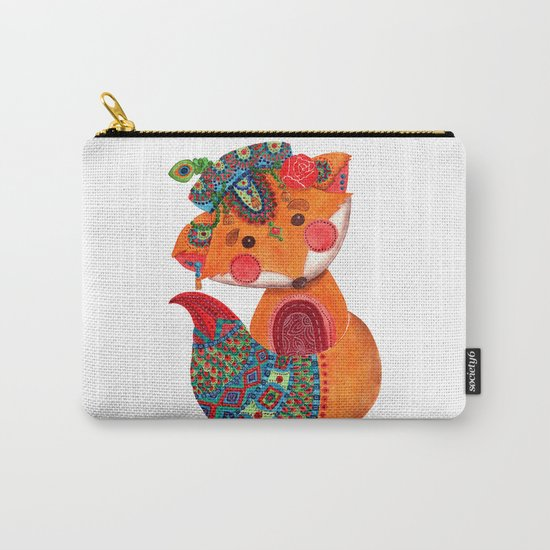 The Prince of Fox Carry-All Pouch