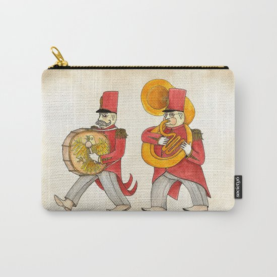 López, bass drum Carry-All Pouch