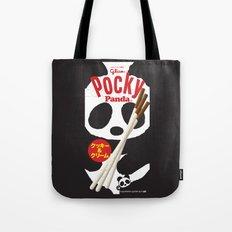 Pocky Packaging - Panda Tote Bag