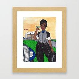 Adventure complete Framed Art Print