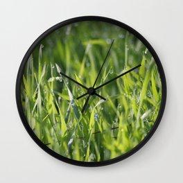 Tears From Heaven Wall Clock