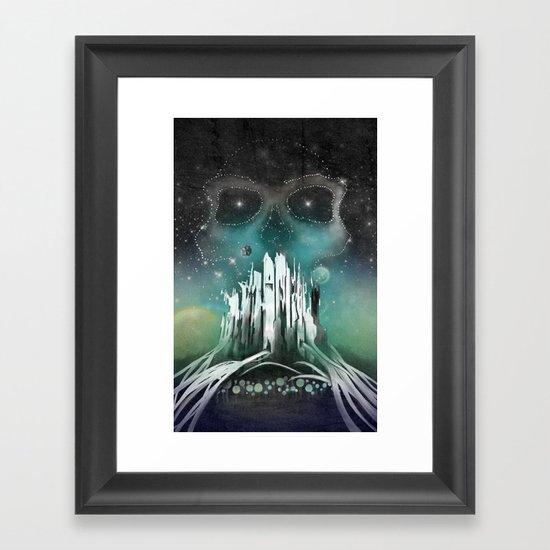 Expansion Volume VI Poster Framed Art Print
