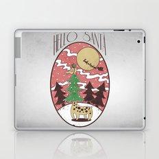 Hello Santa Laptop & iPad Skin