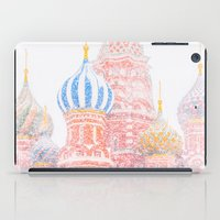 russian iPad Cases featuring Russian Winter by digital2real