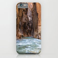 Swept Away (The Narrows, Zion National Park, Utah) Slim Case iPhone 6s