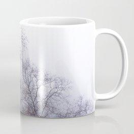 Snow in the Bryant Park Sky, NYC Coffee Mug