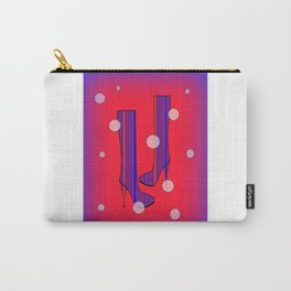 Art Meets Fashion Carry-All Pouch