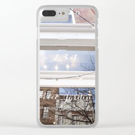 #134 in Philadelphia Clear iPhone Case
